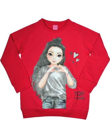 TOPModel Sweatshirt JANET red 85037-968