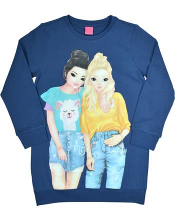 TOPModel Sweatshirt MIJU AND CANDY twilight blue 85035-778