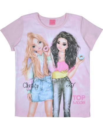 TOPModel T-Shirt Kurzarm CHRISTY & LIV pink lady 85042-832