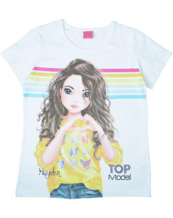 TOPModel T-Shirt Kurzarm HAYDEN white 85001-001
