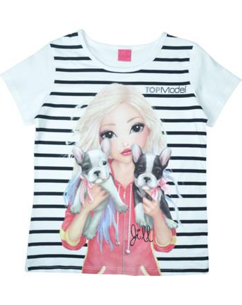 TOPModel T-Shirt Kurzarm JILL white 85009-001