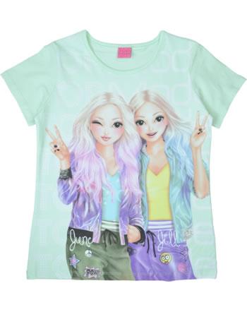 TOPModel T-Shirt Kurzarm JUNE UND JILL fair aqua 85002-601