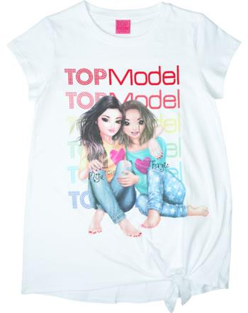 TOPModel T-Shirt Kurzarm MIJU UND FERGIE white 85017-001