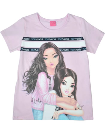 TOPModel T-Shirt Kurzarm NYELA UND LIV pink lady 85011-832
