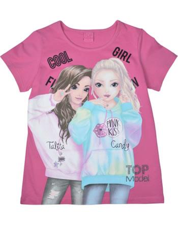 TOPModel T-Shirt Kurzarm TALITA UND CANDY shocking pink 85008-844