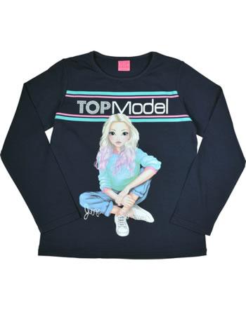 TOPModel T-Shirt Langarm JUNE navy blazer 85025-776