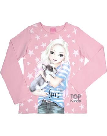 TOPModel T-Shirt Langarm JUNE sea pink 85026-845