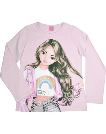 TOPModel T-Shirt Langarm TALITA  pink lady 85028-832