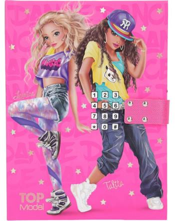 TOPModel Tagebuch mit Geheimcode und Sound DANCE 11328