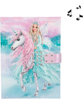 TOPModel Tagebuch mit Geheimcode und Sound Fantasy Model ICEFRIENDS 11281