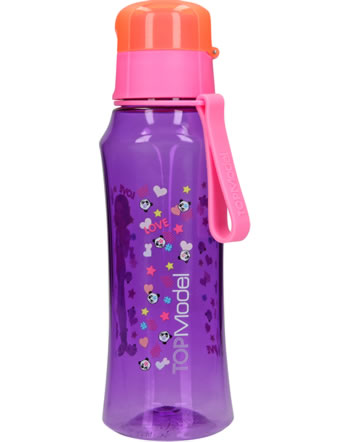 TOPModel Trinkflasche Panda lila