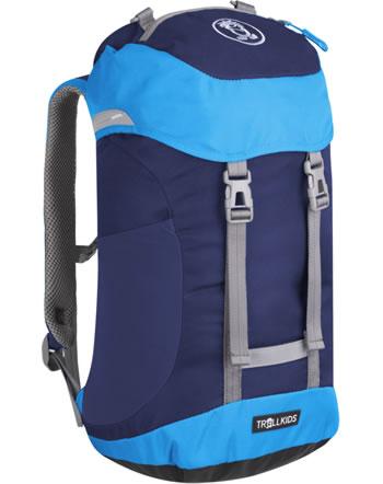 Trollkids Kids Daypack Rucksack FJELL PACK M 15 L navy/light blue 824-110