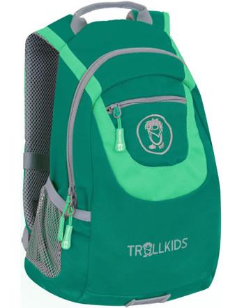 Trollkids Kids Daypack Rucksack TROLLHAVN S 7 L dark green 820-309
