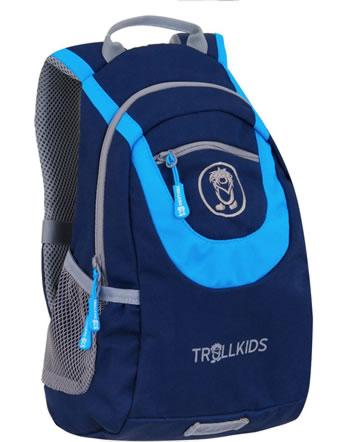 Trollkids Kids Daypack Rucksack TROLLHAVN S 7 L navy 820-110