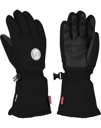 Trollkids Handschuhe Fingerhandschuhe KIDS NARVIK GLOVE black 932-600