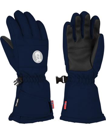 Trollkids Handschuhe Fingerhandschuhe KIDS NARVIK GLOVE navy 932-100