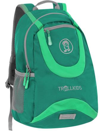Trollkids Kids Daypack Rucksack TROLLHAVN M 15 L dark green 821-309