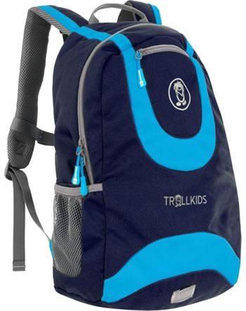 Trollkids Kids Daypack Rucksack TROLLHAVN M 15 L navy 821-110
