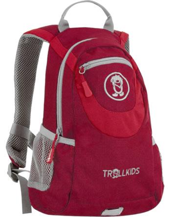 Trollkids Kids Daypack Rucksack TROLLHAVN S 7 L bright red 820-411