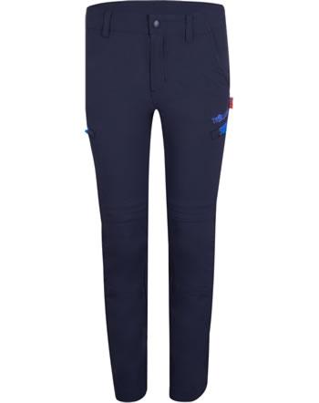 Trollkids Kids Hose Zip Off Pants KJERAG navy/medium blue 177-117a