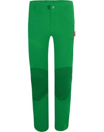 Trollkids Kids Outdoorpants HAMMERFEST PRO Slim Fit india green 857-301