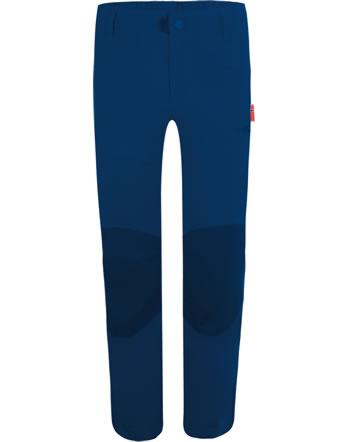 Trollkids Kids Outdoorpants HAMMERFEST PRO Slim Fit mystic blue 857-142
