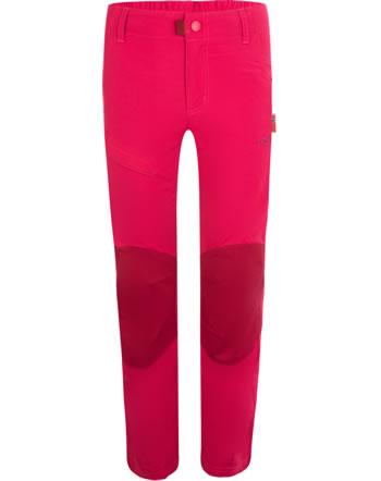 Trollkids Kids Outdoorpants HAMMERFEST PRO Slim Fit rubine red 857-405