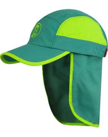 Trollkids Kids Summer cap TROLL XT dark green/l. green 943-309
