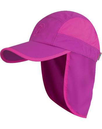 Trollkids Kids Summer cap TROLL XT dark rose/magenta 943-206