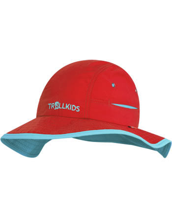 Trollkids Kids Summer Hat TROLL spicy red 945-414