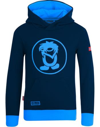 Trollkids Kids Sweater Sweatshirt TROLL navy/med blue 138-117