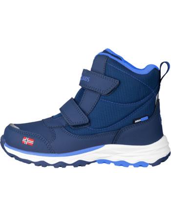 Trollkids Kids Winter Boots HAFJELL navy/medium blue 264-117