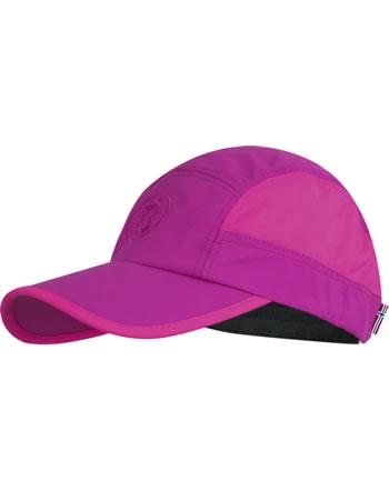 Trollkids Kids Summer cap TROLL dark rose/magenta 942-206