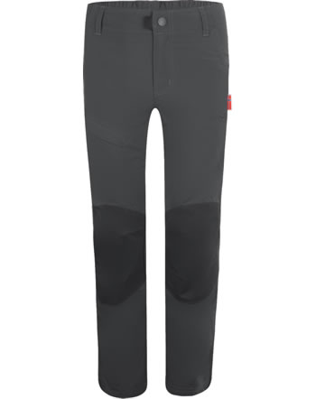 Trollkids Trekking pants KIDS HAMMERFEST PRO Slim Fit dark grey 857-602