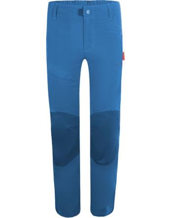 Trollkids Trekkinghose KIDS HAMMERFEST PRO Slim Fit med blue 857-106