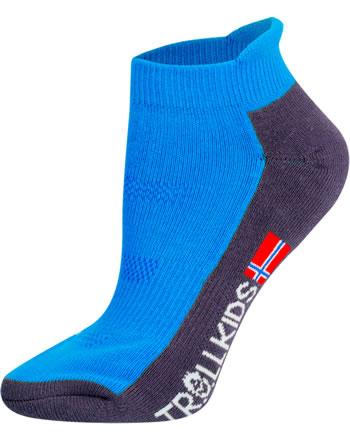 Trollkids Trekking socks HIKING LOW CUT SOCKS II medium blue 929-106
