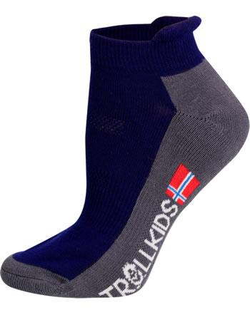 Trollkids Trekking socks HIKING LOW CUT SOCKS II navy 929-100