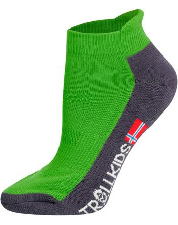 Trollkids Trekking socks HIKING LOW CUT SOCKS II viper green 929-300