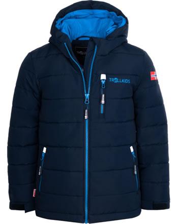 Trollkids Winter-Jacke Ski-Jacke KIDS HEMSEDAL XT navy/azure blue 513-164