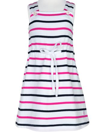 Weekend à la mer robe chasuble fille basique LOLOTTE rayé E120.B15