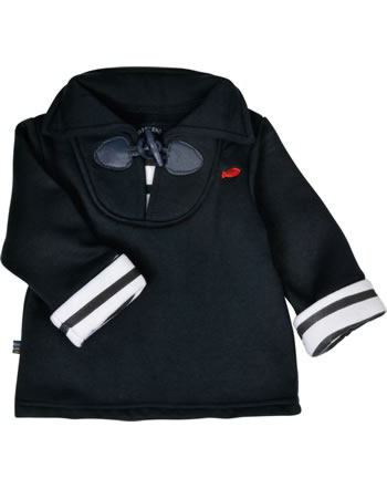Weekend à la mer sweat pullover with stand-up collar Basic MOBYDICK navy B220.88
