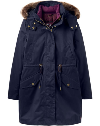 Tom Joule 3-in-1 Ladies Parka with hood weatherproof X_WYNDFALL-MARNAVY