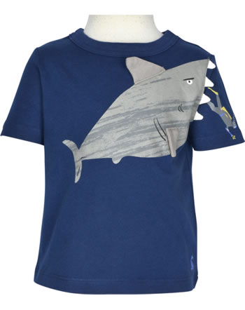 Tom Joule T-Shirt manches courtes SHARK ATTACK navy Y_YNARCHIE-NAVSHRK