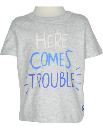 Tom Joule T-Shirt manches courtes TROUBLE grey Y_YNGBEN-TROUBLE