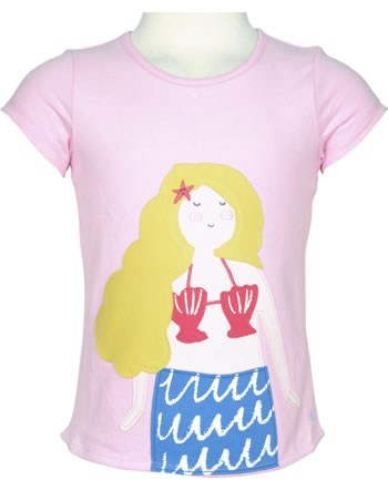 Tom Joule Jersey Applique T-Shirt short sleeve MERMAID pink Y_YNGMAGGI-PNKMERM