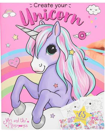 Ylvi and the Minimoomies Create your Unicorn