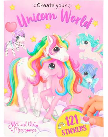 Ylvi and the Minimoomies Create your Unicorn World 11422