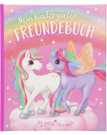 Ylvi and the Minimoomies friendship book - german version
