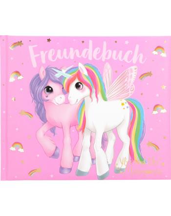 Ylvi and the minimoomis frindship book - german version