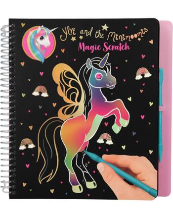 Ylvi et minimoomis livre à colorier Magic Scratch